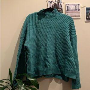 Ecoté Knit Turtleneck Sweater